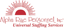 Universal Staffing Services | Alpha Rae Personnel Inc.